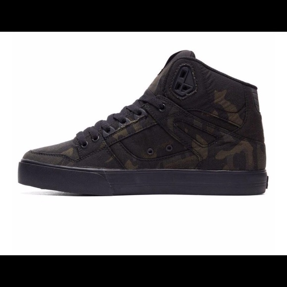 2f05bff2bf DC Other - Dc Shoes Pure High Top WC TX SE